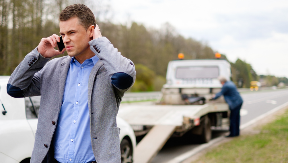 roadside assistance is not automatic coverage in most auto insurance policies