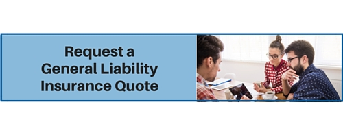 Maine General Liability Insurance Quote Banner