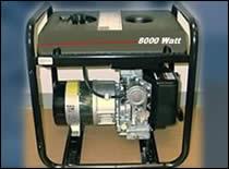 Photo of generator
