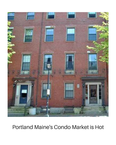Portland Condos are Hot