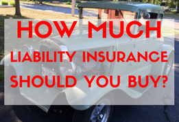 How much liability insurance should buy