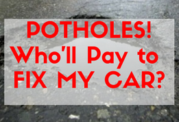 Pothole Damage